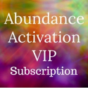 Abundance Activation - DNA + Full Moon Activation