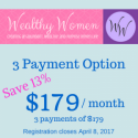 Wealthy Women [3 payment option]