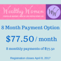 Wealthy Women [8 payment option]