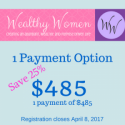 Wealthy Women [1 payment option]