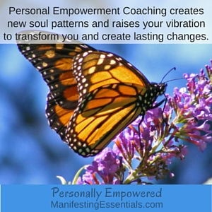 Personal Empowerment Coaching creates Change