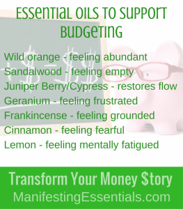 Essential-oils-to-support-budgeting