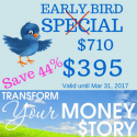Transform Your Money Story [Early Bird]